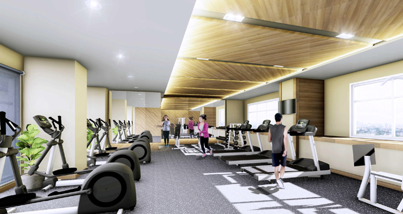 The Crestmont Fitness Gym